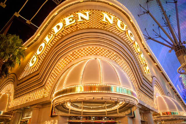 Golden Nugget em Downtown Las Vegas