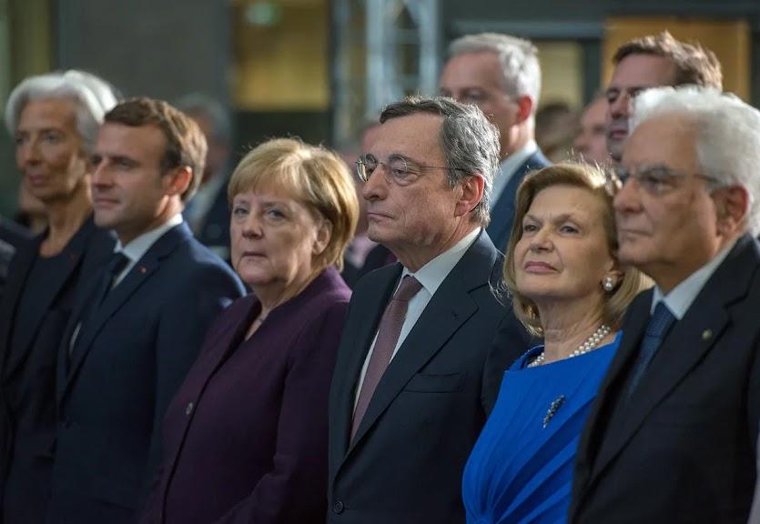 Ο νέος άξονας Ρώμης-Παρισιού ενάντια στο Βερολίνο
