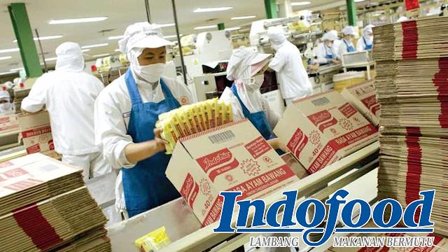Lowongan Kerja PT Indofood Sukses Makmur Tbk Penempatan Area Tangerang