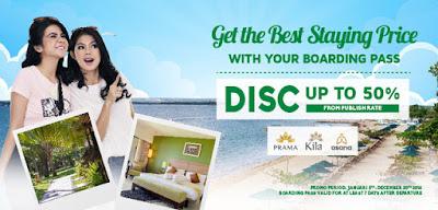 Diskon Hotel Dengan Boarding Pass Citilink