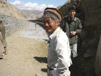 Tetsu Nakamura, Dokter Jepang Pahlawan Rakyat Afghanistan