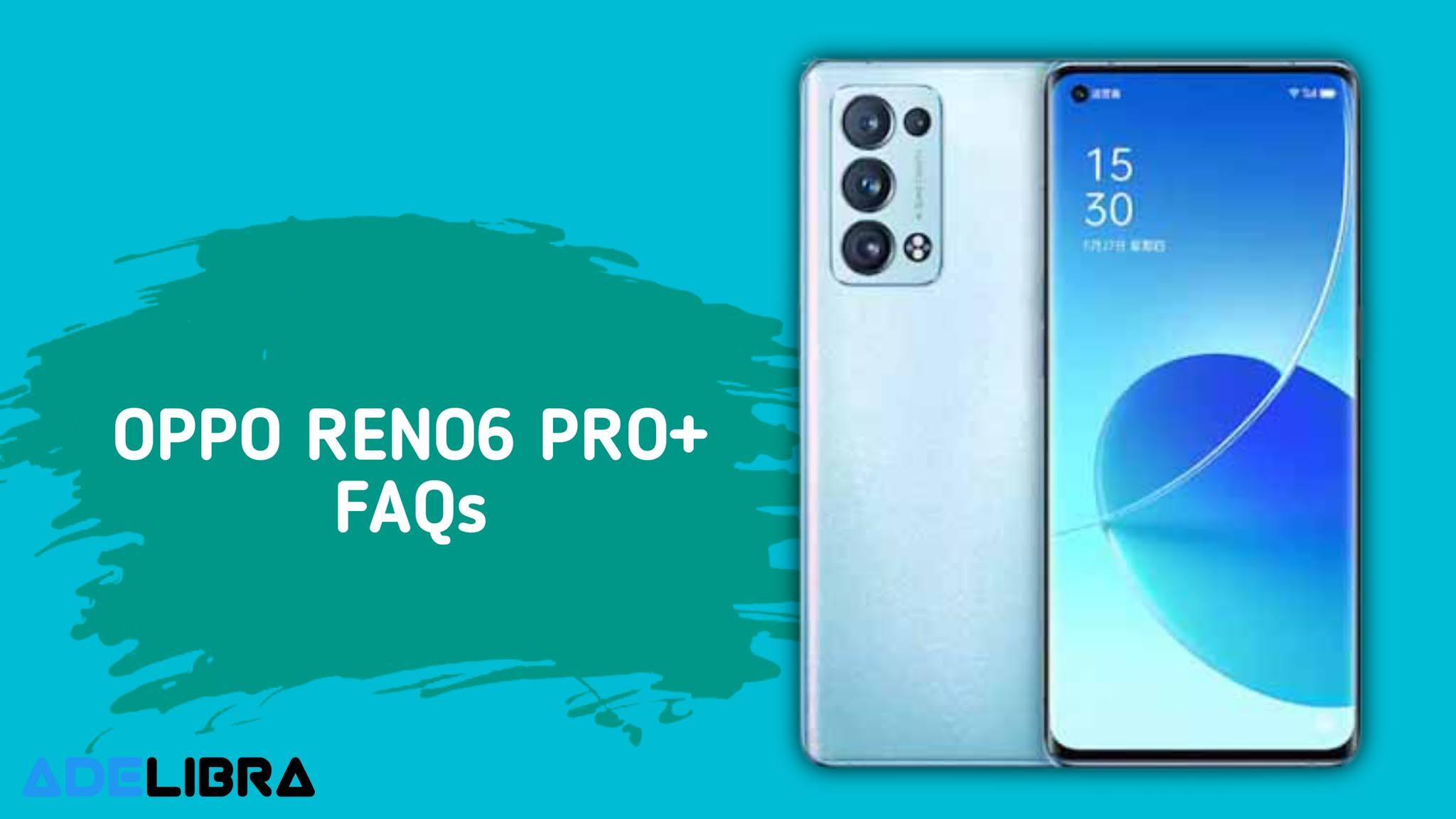 Tanya Jawab Oppo Reno 6 Pro Plus 5G FAQs