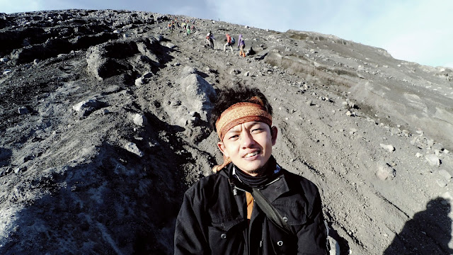 Foto Summit Attack Mahameru 3676 mdpl