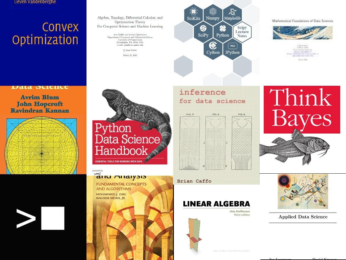 50 Must Read Free Books For Every Data Scientist In 2020