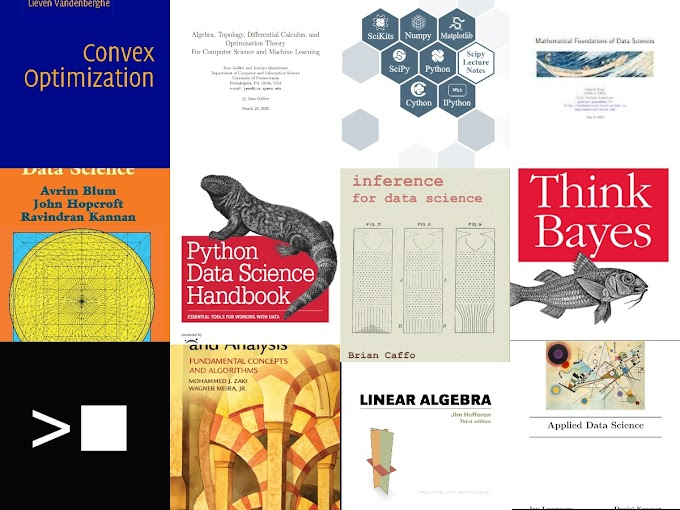 Free Data Science Books - Download all PDFs for Free