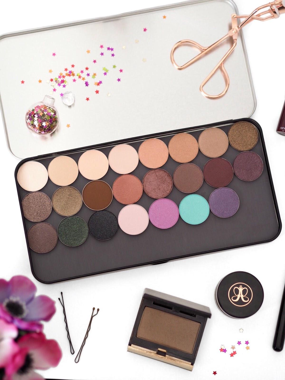 Anastasia Beverly Hills Black Friday Eyeshadow Haul + Swatches