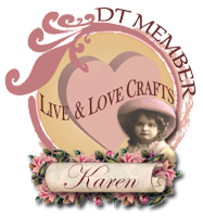 Previously Designed for Live & Love Crafts