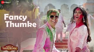 Fancy Thumke Lyrics  -Family of Thakurganj - Mika Singh