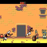 Jogos online jogue Aladdin Master System