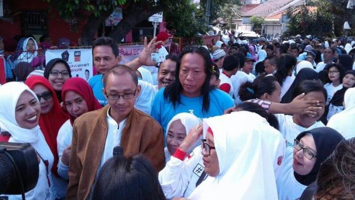 15 Juta Pedagang Pasar Indonesia Dukung Jokowi
