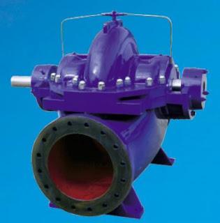 Our Double Suction, Horizontal, Split Case Centrifugal Pump