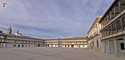Plaza Mayor de Tembleque, Toledo