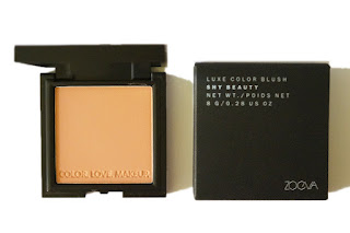 ZOEVA Luxe Color Blush in Shy Beauty, 8g