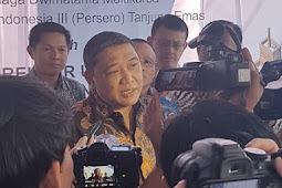 Pelindo III Tambah Fasilitas Shore Connection di Pelabuhan Tanjung Emas