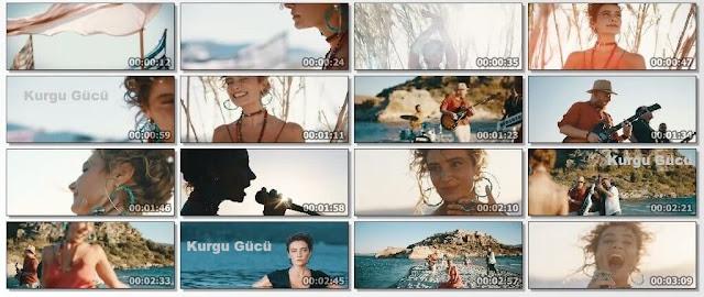 Sıla Karanfil Şarkısının Video Klibiyle Trend Videolar Listesinde - Kurgu Gücü