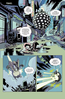 Cómic: Review de The Umbrella Academy Vol.3 de Gerard Way y Gabriel Ba - Norma Editorial