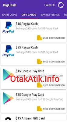 Setelah melakukan penukaran coin ke dollar PayPal akan segera diproses maksimal 36 jam atau 3 hari kerja.