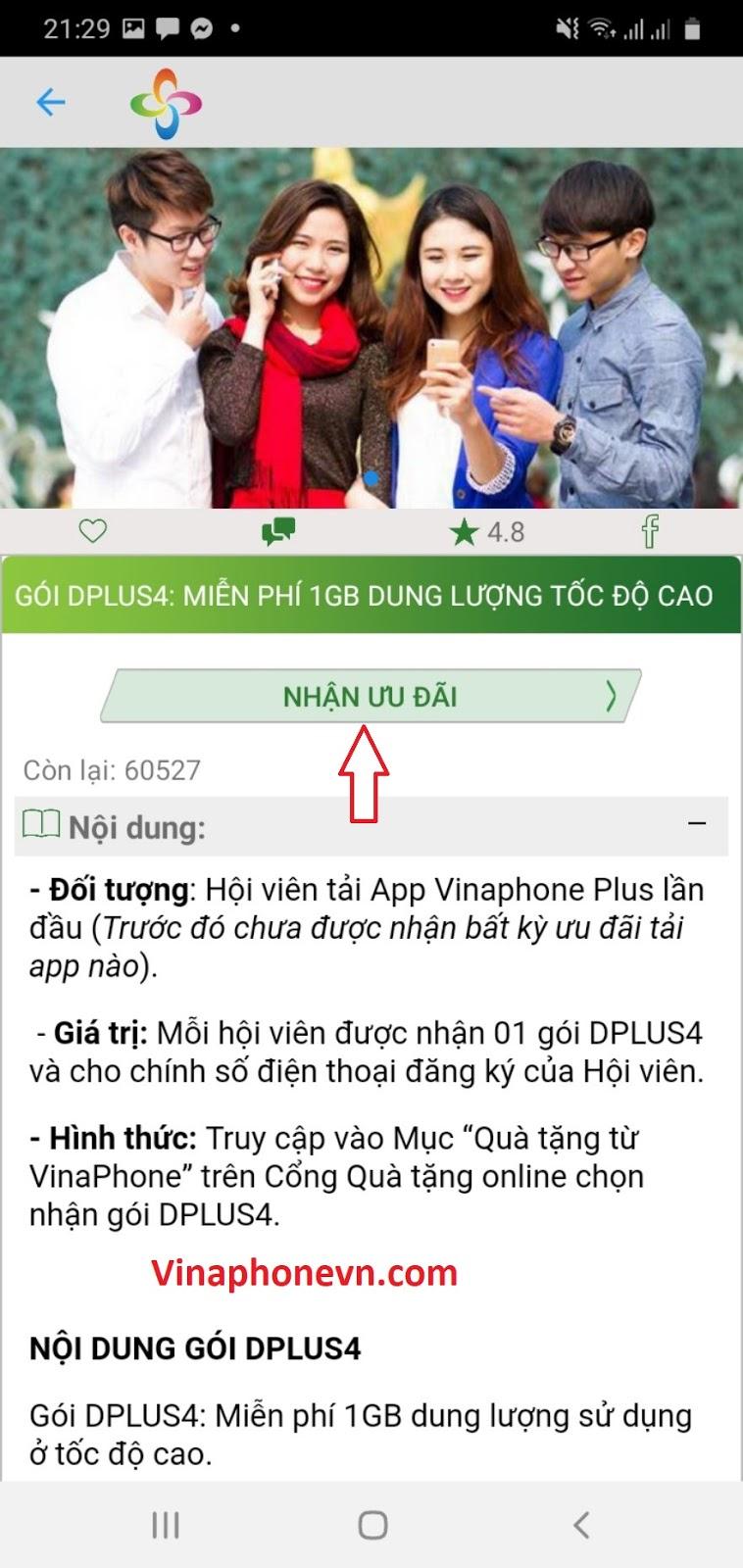 Tải Vinaphone Plus
