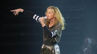 Concerto di Madonna a Torino