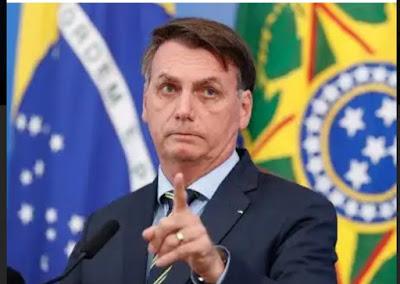 Presidente Bolsonaro acusa estados e municípios de desviarem recursos do combate à Covid-19