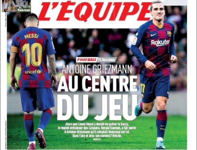 Barca chuẩn bị thời hậu Messi: Nhắm Mane thay thế, ai sẽ là thủ lĩnh mới?