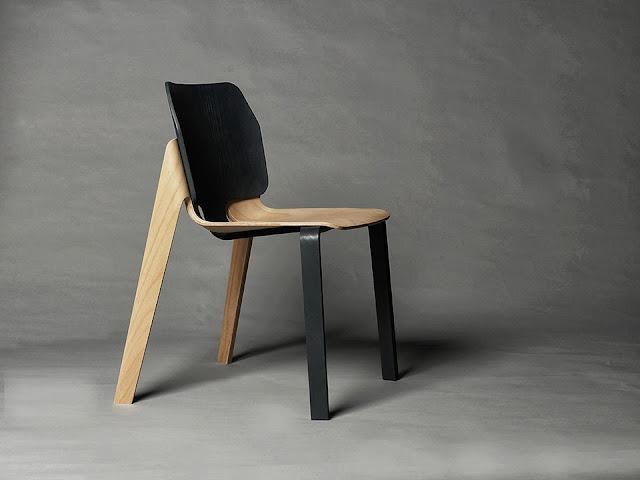 дневник дизайнера Современные стулья из дерева лучших  tria chair был разработан в 2011 году немецкими дизайнерами catharina lorenz и steffen kaz для нового итальянского производителя мебели cole