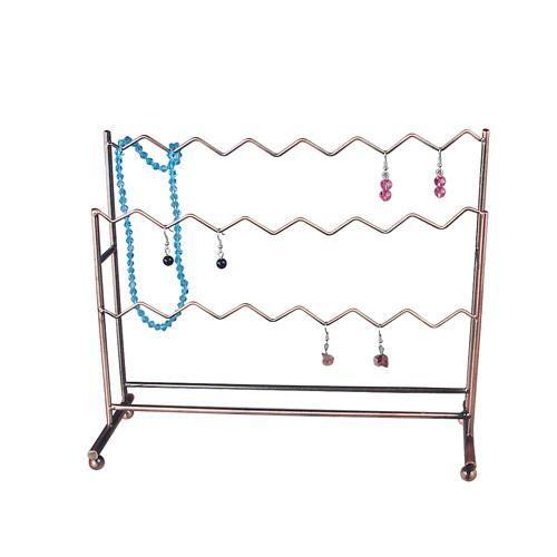 #PEW2316 Metal Wire Earring Display Rack