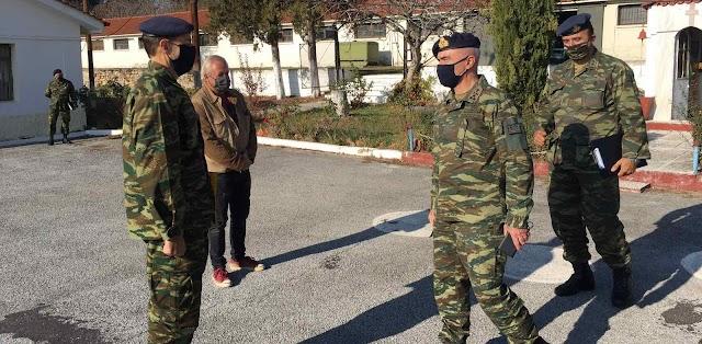 Επίσκεψη Δκτη ΑΣΔΥΣ και ΜΕΡΥΠ στην Κοζάνη (7 ΦΩΤΟ)