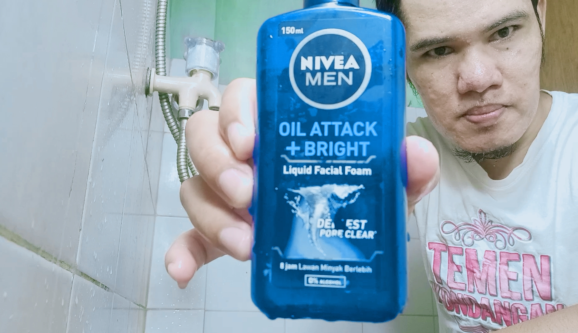 NIVEA MEN Facial Foam