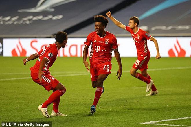 Bayern đăng quang Cúp C1 với siêu kỷ lục, không một nhà vô địch nào bằng