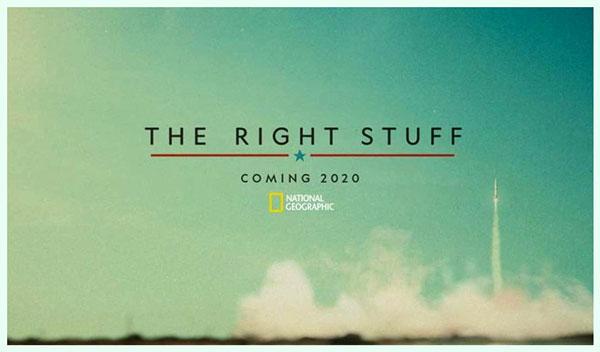 'The Right Stuff' de Disney+. Proyecto Mercury, carrera espacial