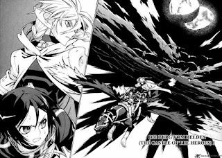 Übel Blattde Etorouji Shiono manga mangaka série japon japonais japonaise bd bande-dessinée bdocube blog information édition édité publication publié scénariste auteur dessinateur illustrateur