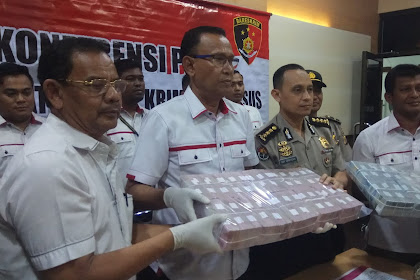 Ka Pangeh! 16 Miliar Korupsi, Roh Mantan Keupala Dinaih Lam Kawan