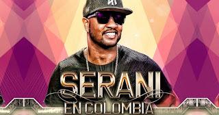 Concierto de SERANI en Colombia