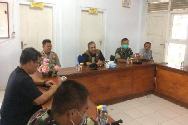 Siap Hadapi Karantina Wilayah, Satgas Adakan Pertemuan di Kajuara