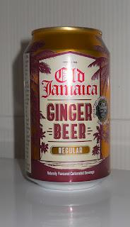 ginger beer old jamaica