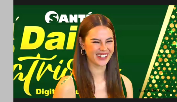 Sante, Santé, Santé Barley, Santé Daily C, Daily C non-acidic Vitamin C, immunity, vitamin supplement, Miss Universe 2018 Catriona Gray, Catriona Gray, Vitamin C, boosts energy, younger-looking skin, beauty from within, disease prevention, antioxidant, Covid-19, new normal, Covid-19 pandemic, Daily Catriona, global health crisis, Vitamin C for collagen formation, sodium ascorbate, BioGro, barley, organic barley grass