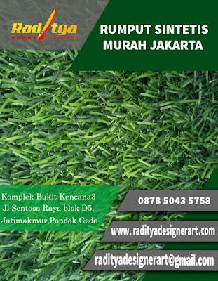 Rumput Sintetis Murah Jakarta