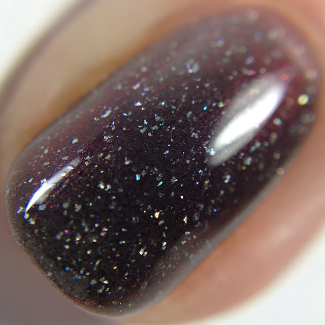 Supernatural Lacquer-Creatures Of The Night