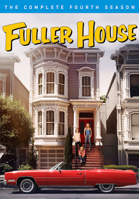 Fuller House (TV Series) S04 DVD R1 NTSC Sub 2DVD