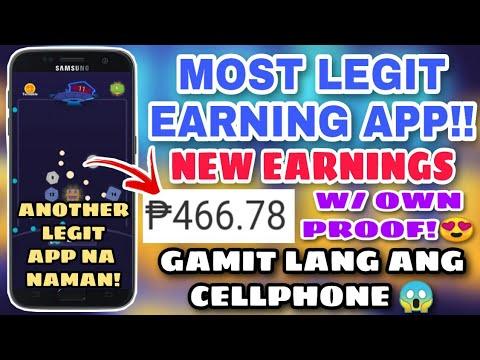 NEW EARNING APP! Legit paying apps in Philippines 2020 (Earn money app)   How Make money online!