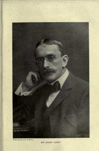 Sir John Eldon Gorst