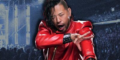 Update On Shinsuke Nakamura After Nasty Bump on SmackDown