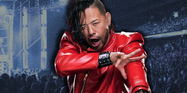 Shinsuke Nakamura Talks Ups And Downs In WWE, Being In A Tag Team With Rusev