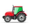 Vand geam tractor