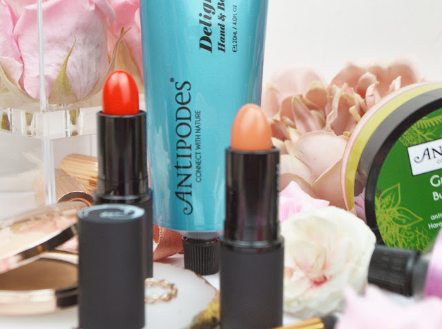 Natural Skincare & Makeup From Antipodes #OrganicSeptember Lovelaughslipstick Blog