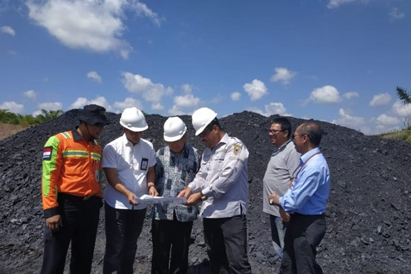 KPK Incar tambang ilegal di Kebun Sawit Kalsel