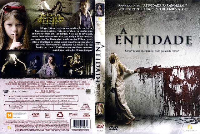 Capa DVD A Entidade