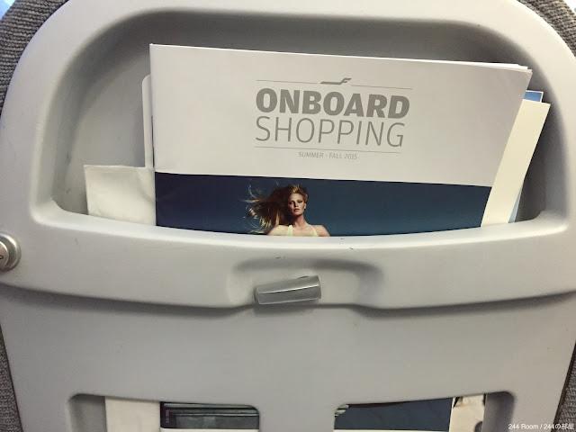 Finnair-A321-seat フィンエアーのシート