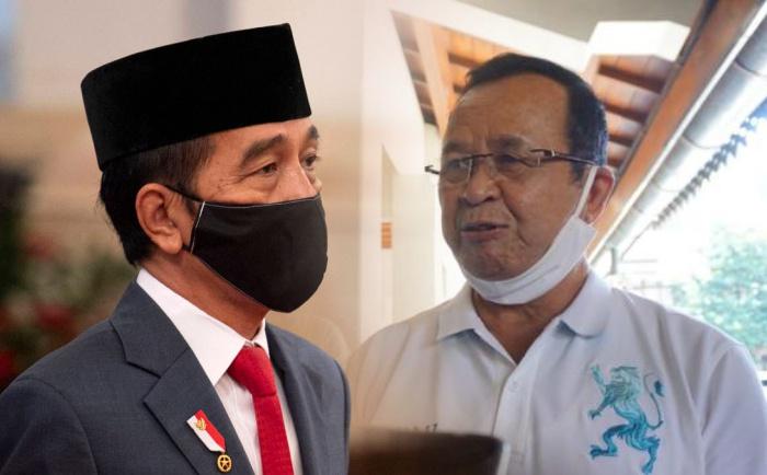 Sempat Bertemu Achmad Purnomo yang dikonfirmasi Positif Terinfeksi Virus Corona, Presiden Jokowi Jalani Tes Swab